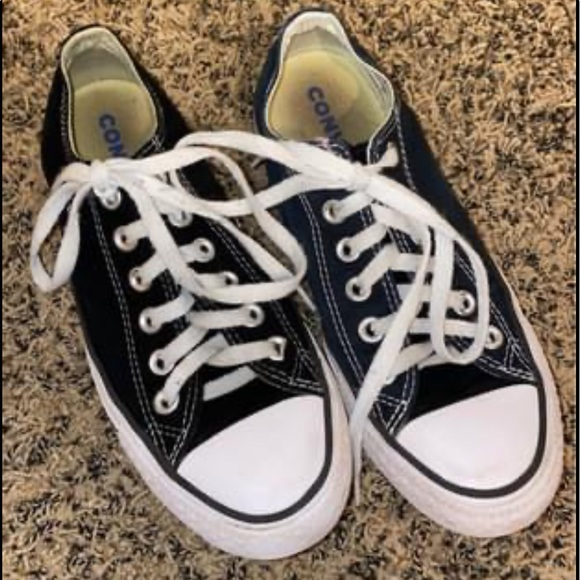 Converse Shoes   Youth Size 4 Womens 65